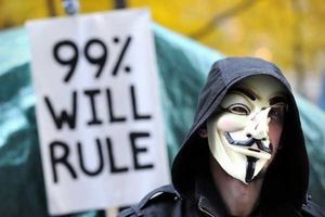 Occupy mask