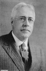 Frank Vanderlip, President of National City Bank of New York